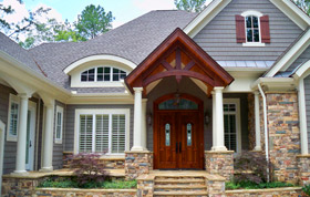 custom homes greensboro ga