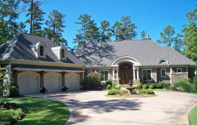 custom home greensboro ga